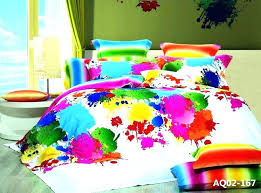colorful comforter sets bright colored bedspreads for king size beds is on multi bedding color bed