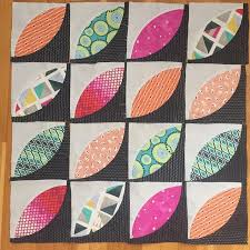 898 best Orange peel/melon seed quilts images on Pinterest | Quilt ... & Sharon McConnell (@colorgirlquilts) on Instagram: orange peel blocks Adamdwight.com