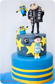 Despicable Me 2 movie cakes photos | cakebug: Despicable Me Cake