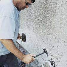 diy stucco exterior stucco repair