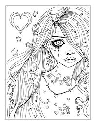 Cute Coloring Pages Hard