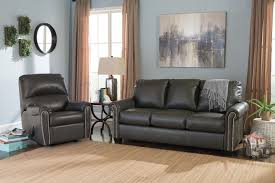 best ashley durablend with window curtain and durablend couch