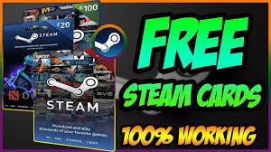 get free steam gift cards codes free steam wallet codes generator 100 working always updated