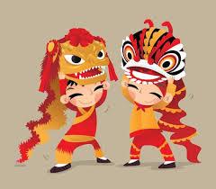 Top gambar wallpaper kartun jepang bisa menambah koleksi wallpaper untuk komputer kalian. Lion Dance Cartoon Stock Photos And Images 123rf