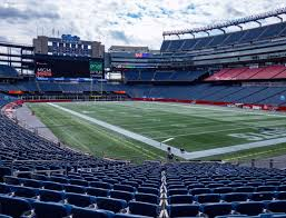 Gillette Stadium Section 102 Seat Views Seatgeek