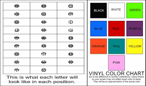 Unique Yeti Decal Size Chart Facebook Lay Chart