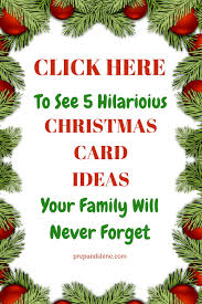 Step By Step How To Prep Funny Christmas Cards Prep And Shine