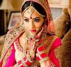 three state bridal makeups