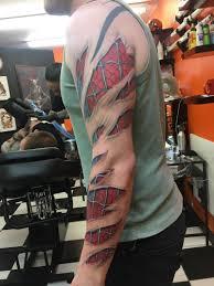 3d техника варианты невероятно реалистичных татуировок фото