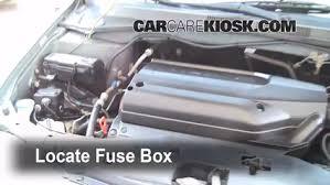 front turn signal change honda odyssey (1999 2004) 2002 honda 2011 Honda Odyssey Fuse Box 2002 honda odyssey ex 3 5l v6 fuse (engine) check