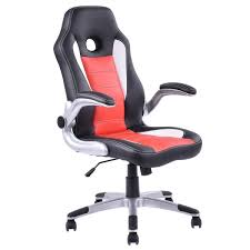 executive pu leather racing style bucket seat office chair desk task computer office chairs office furniture furniture bucket seat desk chair
