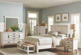 Coaster Liza Antique White Panel Bedroom Set - Liza Collection: 8 ...