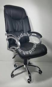 luxury leather office chair. casanova series luxury pu leather office chair furniture u0026 decoration for sale in sungai buloh selangor
