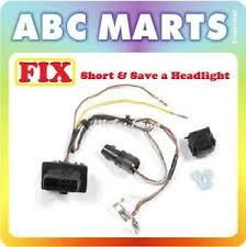 mercedes benz clk320 clk430 headlight wire harness connector image is loading mercedes benz clk320 clk430 headlight wire harness connector