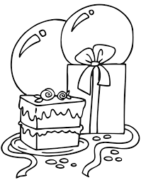 Small Picture Happy birthday cake coloring pages printable ColoringStar