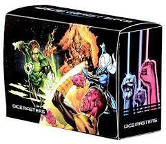 Dc Comics Dice Masters War Of Light Wizkids Games Dice Masters Dc Comics War Of Light Team Box