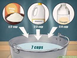 how to clean stained grout. Wonderful Grout Image Titled Clean Grout Step 2 Intended How To Stained E