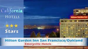 hilton garden inn san francisco oakland bay bridge emeryville hotels california