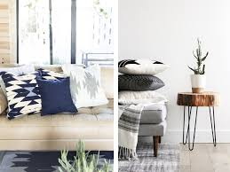 Styling Living Room Style Edit Pillow Styling 101 The Citizenry