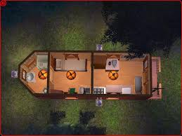 Small Picture Mod The Sims Tumbleweed House Spotted TAA004