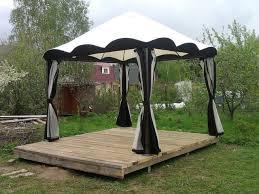 как собрать шатер с москитной сеткой инструкция