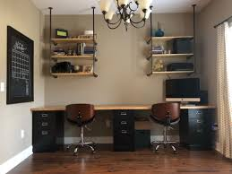 dining room home office. DIY: Easy Dining Room To Home Office Conversion