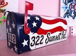 359 best Mailboxes images on Pinterest Painted mailboxes Mailbox