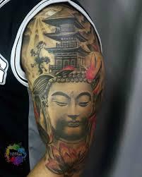 татуировки будды и нормы буддизма