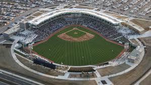 Arvest Ballpark Populous