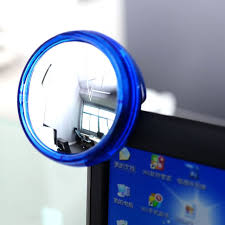 desk rear view mirror.  Mirror 1x Universal Laptop Computer Monitor Cubicle Rear View Mirror Fine Tackle  New For Desk O
