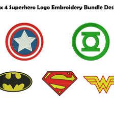 Free Batman Machine Embroidery Designs Superhero Logo Embroidery Designs Machine Embroidery