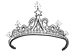 Small Picture The Tiara Crown Coloring Pages 19 Other Cute Crown Coloring