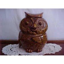 Mccoy Cookie Jar Values Simple McCoy Owl Cookie Jar 32