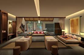 Oriental Style Living Room Furniture Japanese Living Room Interior Design 2 Best Living Room
