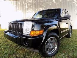 2006 jeep mander 4wd only 78k miles 3rd row seat serviced 2006