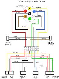 4 prong trailer wiring diagram techrush me simple way diagrams 4 way trailer connector diagram 4 prong trailer wiring diagram techrush me simple way diagrams
