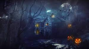 Halloween wallpaper examples: Scary ...