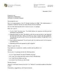 Letterhead Letter Cu Boulder Letterhead
