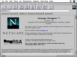 The historic ie competition, now firefox compatible. In Pictures A Visual History Of Netscape Navigator Slideshow Arn