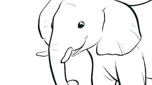 Cute Baby Elephant Coloring Pages Page Of Color Articles 1 At Thumb