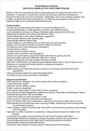 Examples Of Performance Review How To Write Employee Performance Reviews Appraisal Review