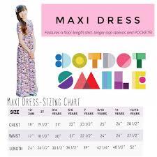 Dot Dot Smile Size Chart Dot Dot Smile Maxi Dress Sizing And Styling Direct Sales