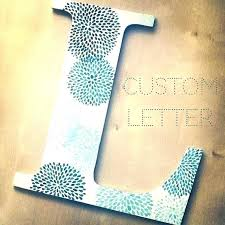wooden letter designs painting wood letters ideas painted wooden letters pleasing ideas about painted letters on