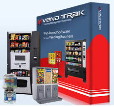 Vending Machines Software Delectable Benefits Of Using VendTrak Software Bulk Candy Vending Machine