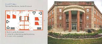 Elliott Hall Residence Life Sam Houston State University