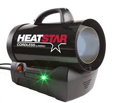 Portable Battery Heater Hs35clp Cordless Forced Air Heater Heatstar