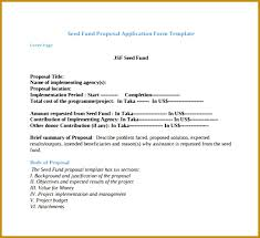 simple budget proposal template 3 simple budget proposal sample fabtemplatez