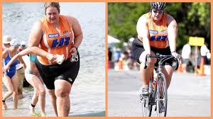 krista henderson is a plus sized athlete she s been peting in triathlon since 2004 when she changed her focus from weight loss to performance