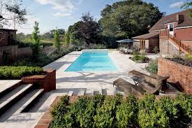 Small Picture Surrey Swimming Pool Gardens