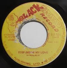 STEP INSIDE MY LOVE/BYRON REID - GAMUSHARA DISC